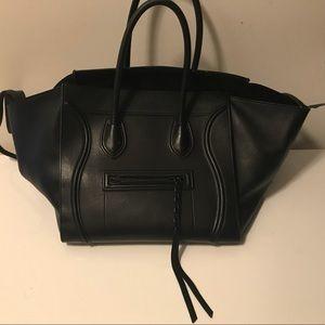 100% Authentic Celine Phantom Top Handle Handbag